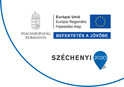 Széchényi 2020 ERFA logó